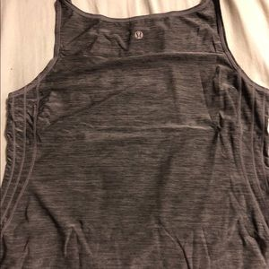 Lululemon high neck tank